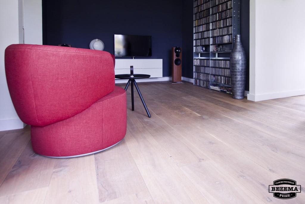 Schuren en leggen van houten vloeren en parket | Vloerenbedrijf Bezema